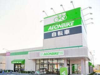 一般車からスポーツ、電動アシスト付きまで幅広い品ぞろえ「イオンバイク 浦和美園店」