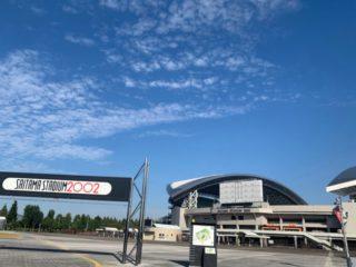 【浦和美園の空】彩雲やいわし雲、秋色の空を見上げてみよう